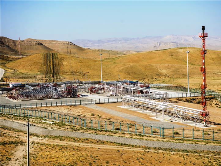 ВУзбекистане открыли совместное предприятие «Лукойла» иРеспублики Узбекистан